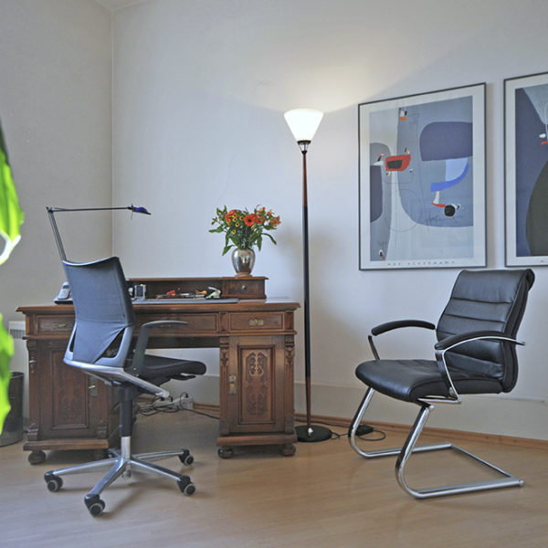 Psychotherapie Offenburg Therapiezimmer
